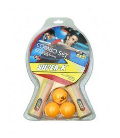 Table Tennis Bat Super-K 129036