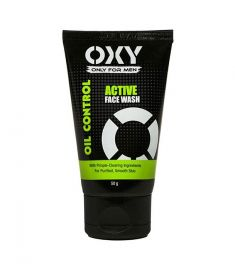 Oxy Oil Control Face Wash 100gm For Men