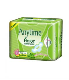 Anytime Anion Triple Action Chip Series Sanitary Napkin