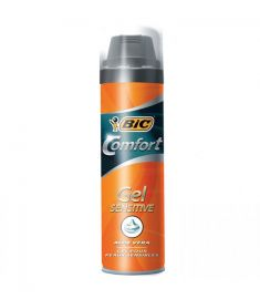Bic Comfort Gel Sensitive 200ml