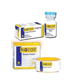 BIOCOS WHITENING CREAM & WHITENING SERUM Combo Pack