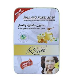 Madam Ranee Milk & Honey Soap - 100g