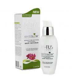 Lotus Herbals White Glow Intensive Skin Serum+ Moisturiser