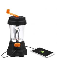 VonHaus Dynamo LED Emergency Light with USB Charging