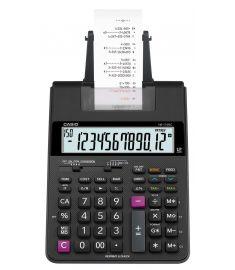 Casio Mini Desktop Printing Calculator (HR-100TM)