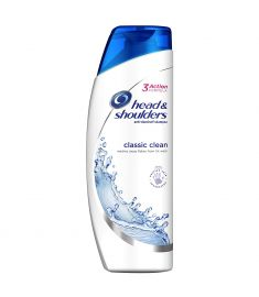 HEAD & SHOULDERS ANTI – DANDRUFF CLASSIC CLEAN CLASSIQUE SHAMPOO 400ML