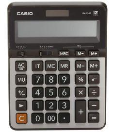 Casio GX-120B Electronic Desktop Calculator