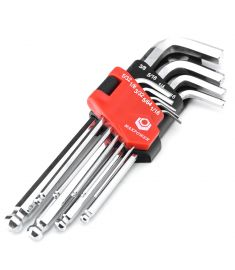 Hex Allen Key Set (9 pieces)