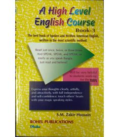 A High Level English Course (Books-3)