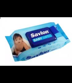 ACI Savlon Baby Wipes Anti Bacterial 80 pcs