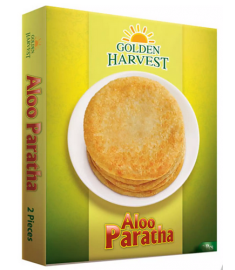 Golden Harvest Aloo Paratha (650 gm / 10 pcs)