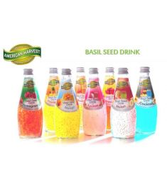American Harvest Basil Speed Drinks (300 ml)