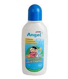 Angel Baby Feeding Bottle & Nipple Cleanser - 500 ml