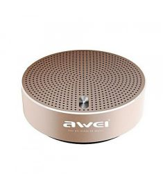 Awei Y800 Portable Bluetooth Speaker (Gold)