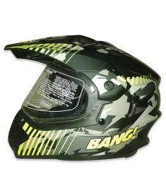 Bang-PR Full Face Bike Helmet