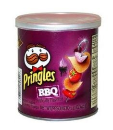 PRINGLES Potato Chips BBQ 37gm