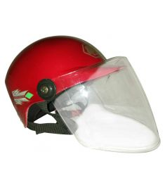 BD-CAP 01 Half Face Bike Helmet