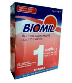 Biomil 1 Milk Powder (0-6 months) 350 gm
