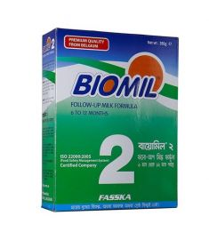 Biomil 2 Milk Powder (6-12 months) 350 gm