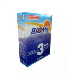 Biomil 3 Follow-Up Milk Formula Powder (1-2 years) - 350 gm