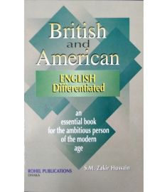 British And American English Defferentiated