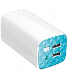 TP-Link Power Bank 10400 mAh Dual USB Ports TL-PB10400
