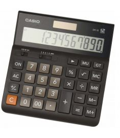 Casio DH-12 Professional/Desk Display Calculator