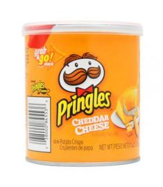 PRINGLES Potato Chips Cheddar Cheese 37 gm