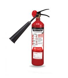 Carbon Di Oxide (CO2) Fire Extinguisher 2Kg