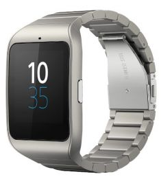 "Sony SmartWatch 3 Quad Core 1.6"" Screen 4GB Memory WiFi"