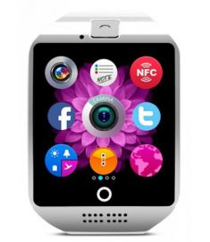Carbon Q18 HD IPS 1.54 Inch 1.3MP Camera Smart Watch