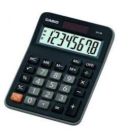 Casio Desk Calculator (MX-8B)