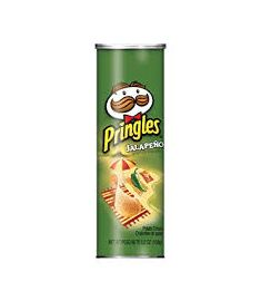 Pringles Potato Crisps Chips (Jalapino)