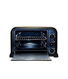 Novena Electric Grill Oven (Black)
