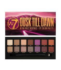 W7 Dusk Till Dawn Eye Shadow Palette