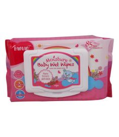 Farlin Anti-Rash Baby wet Wipes (85 pcs)
