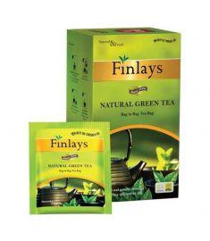 Finlays Natural Green Tea Bags 50 gm 25 pcs
