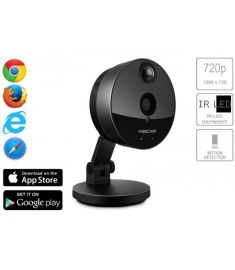 Night Vision IP Camera- WiFi HD Camera (Foscam IP Camera- C1)