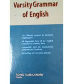 Varsity Grammar of English