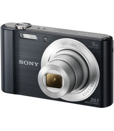 Sony Cyber-Shot Digital Camera DSC-W810 20.1MP 6x Optical
