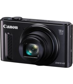 Canon PowerShot SX610 HS Wi-Fi Lifelike Video Digital Camera
