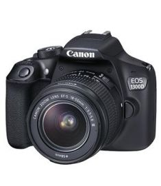 "Canon 1300D DSLR WiFi 18-55"" Lens 18MP FHD DSLR Camera"