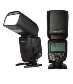 Yongnuo Speedlite YN600EX-RT II Flash for Canon Cameras