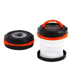Portable Three Mode Bright White LED Light Lantern Lamp