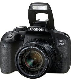 Canon EOS 800D 24.2 Megapixel APS-C Sensor DSLR Camer