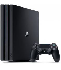 Sony PlayStation 4 Pro 4K Dynamic Gaming And Entertainment