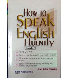 How to Speak English Fluyently Book-1