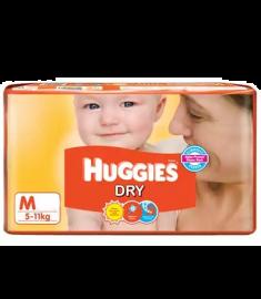 Huggies (India) Baby Diaper Belt: 5-11 Kg / 32 pcs