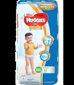 Huggies (Malaysia) Dry Pants Baby Diaper: 15-25 Kg / 32 pcs