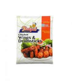 Jhatpot Chicken Wings & Druma stick